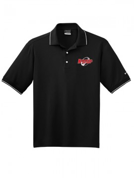 Old Boys- Nike Dri-Fit Classic Tipped Polo
