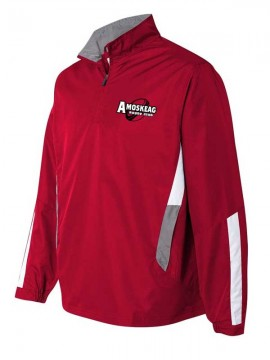 Rugby Club- Drive Pullover Jacket