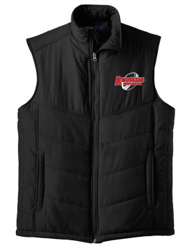 Wolfpack- Port Authority® Puffy Vest
