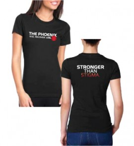 THE PHOENIX STIGMA WOMENS TEE