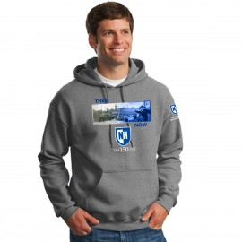 UNH THEN & NOW: COMMENCEMENT HOODY