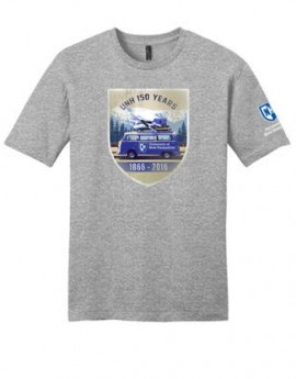 UNH 150TH ANNIVERSARY VW TRIP T-SHIRT