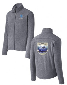 UNH 150TH ANNIVERSARY MIRCOFLEECE FULL ZIP JACKET
