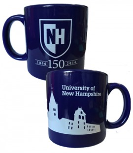CERAMIC MUG UNIVERSITY OF NEW HAMPSHIRE