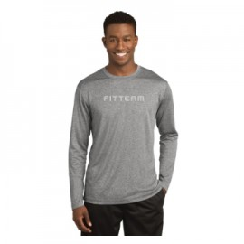 Mens Long Sleeve Heather Contender™ Tee