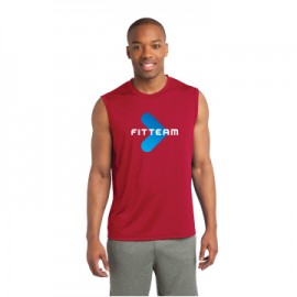 MEN'S Sleeveless PosiCharge® Competitor™ Tee