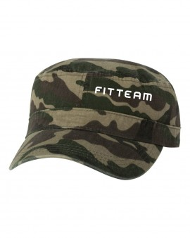 FITTEAM MILITARY CAP 10 COLORS