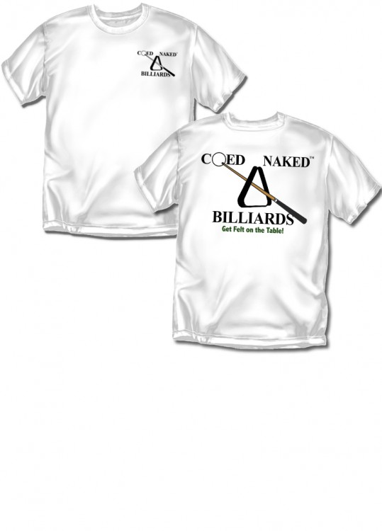 Coed Naked®  Billiards, The Original