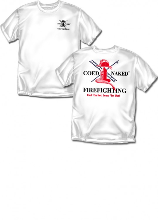 Coed Naked® Firefighting, The Original