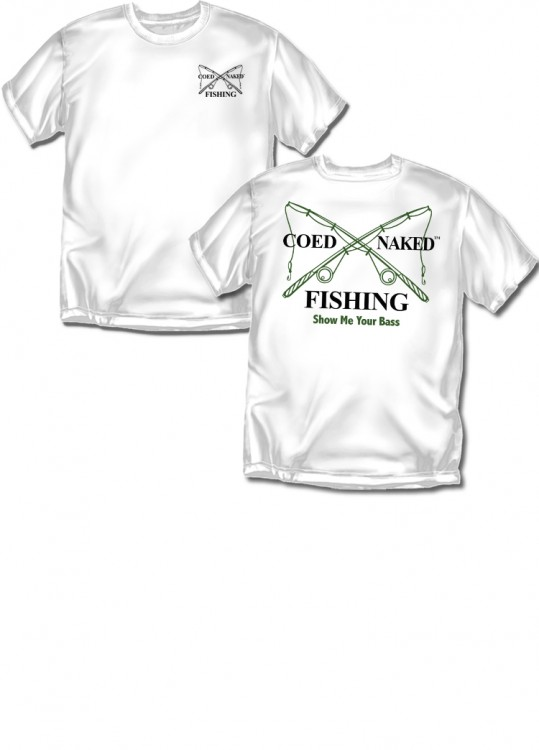 Coed Naked® Fishing, The Original