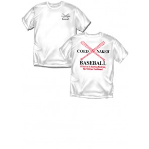 Coed Naked® Baseball, The Original