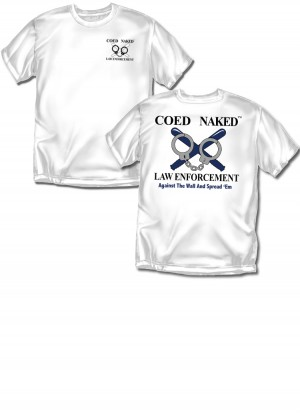 Coed Naked® Law Enforcement, The Original