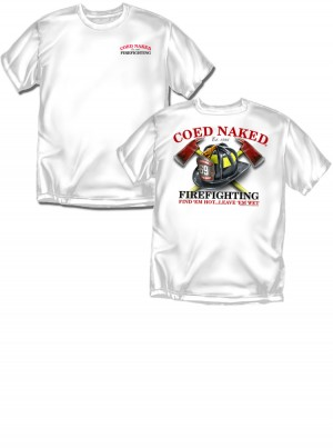 Coed Naked® Firefighting, Authentic