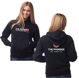 THE PHOENIX RISE RECOVER LIVE WOMENS HOODY