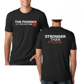 THE PHOENIX STIGMA MENS TEE