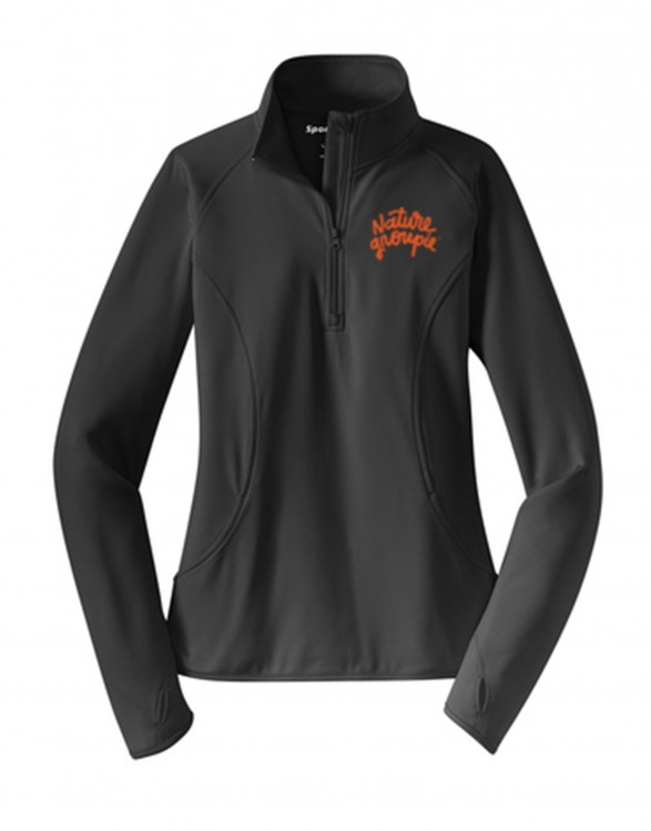 NATURE GROUPIE WOMEN'S HALF ZIP