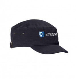 UNH SHORT BILL CADET CAP