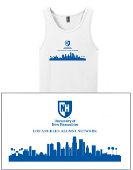 UNH CITY ALUMNI MEN'S TANK TOP - LOS ANGELES