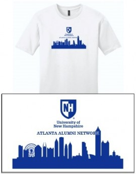 UNH CITY ALUMNI MEN'S TEE - ATLANTA
