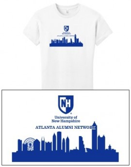 UNH CITY ALUMNI WOMEN'S TEE - ATLANTA