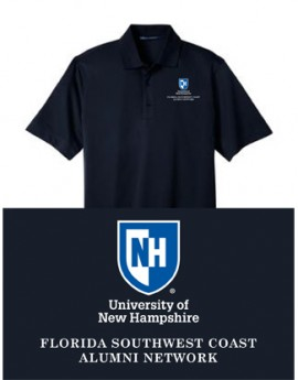 UNH CITY ALUMNI FLORIDA SOUTHWEST COAST MEN'S POLO