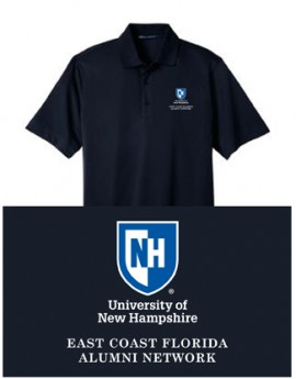 UNH CITY ALUMNI EAST COAST FLORIDA MEN'S POLO