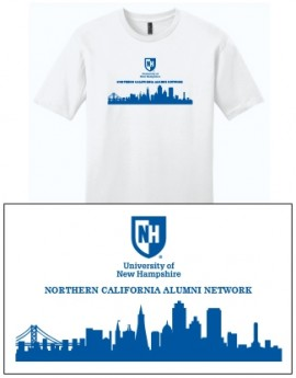 UNH CITY ALUMNI MEN'S TEE - NORTHERN CALIFORNIA