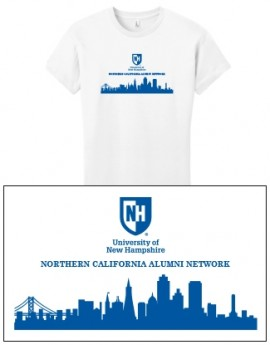 UNH CITY ALUMNI WOMEN'S TEE - NORTHERN CALIFORNIA