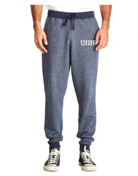 UNH MEN'S DENIM FLEECE JOGGERS