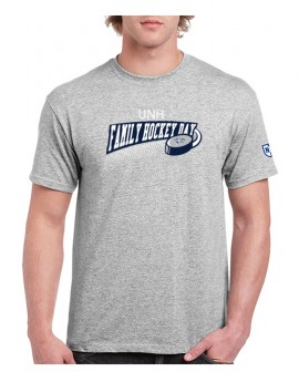 UNH FAMILY HOCKEY DAY UNISEX TEE