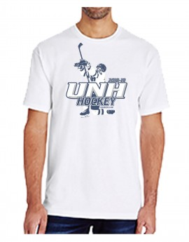 UNH HOCKEY GAME DAY UNISEX TEE