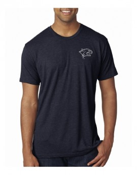 UNH REFLECTIVE UNISEX TRIBLEND TEE