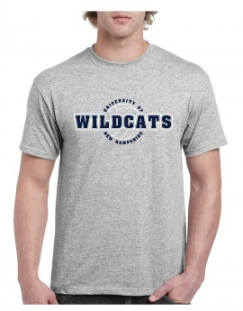 UNH VOLLEYBALL WILDCATS UNISEX TEE