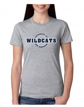 UNH VOLLEYBALL WILDCATS WOMEN'S TEE