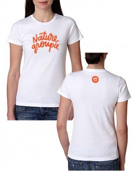 NATURE GROUPIE WOMEN'S COTTON TEE