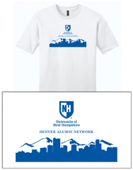 UNH CITY ALUMNI MEN'S TEE - DENVER