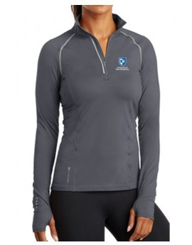 UNH WOMEN'S NEXUS 1/4 ZIP PULLOVER