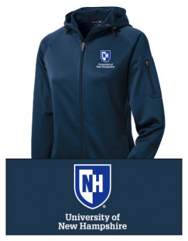 UNH WOMEN'S ZIP JACKET