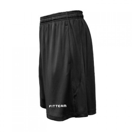 FITTEAM SOLID MEN'S SHORTS WITH POCKETS