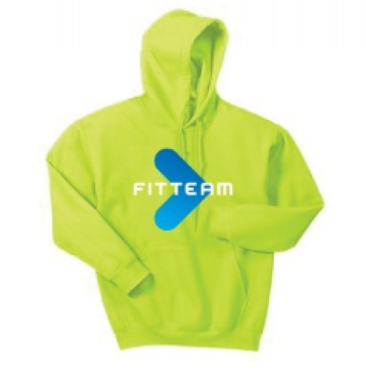 FITTEAM HOODED SWEATSHIRT
