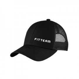 FITTEAM ADJUSTABLE MESH BACK CAP