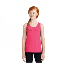 FITTEAM GIRLS CONCERT TANK
