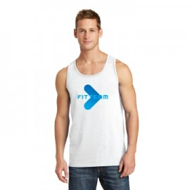 FITTEAM CORE COTTON TANK TOP