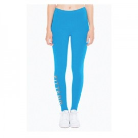 FITTEAM LADIES SPANDEX JERSEY LEGGINGS
