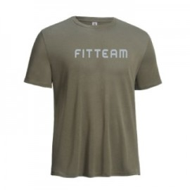 FITTEAM MEN'S SIRO SHORT SLEEVE TEE
