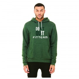 FITTEAM DON'T QUIT UNISEX HOODY B3719