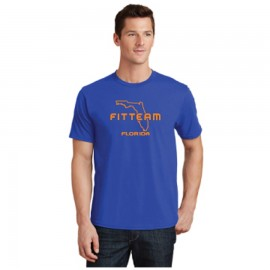 FITTEAM FLORIDA UNISEX T-SHIRT (PC450)