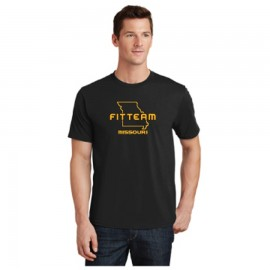 FITTEAM MISSOURI UNISEX T-SHIRT. (PC450)