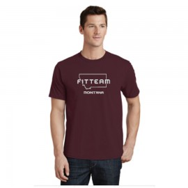 FITTEAM MONTANA UNISEX T-SHIRT