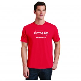 FITTEAM NEBRASKA UNISEX T-SHIRT (PC450)